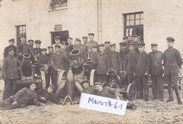 Foto Truppenübungsplatz Heuberg Konstanz Minenwerfer Artillerie 1917 Deutsche Soldaten Ww1 1.Weltkrieg - War, Military