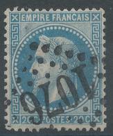 Lot N°51808 Variété/n°29B, Oblit GC 1076 ST-Martin-du-Puits, Nièvre (56), Ind 21 Ou Colmar, Haut-Rhin (66), P De POSTES - 1863-1870 Napoleon III With Laurels