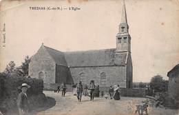 CPA TREDIAS ( C-du-N ) - L' Eglise - Francia