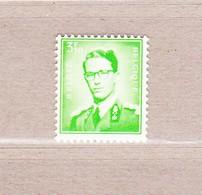 1970 R32** Zonder Scharnier.Koning Boudewijn (met Nummer). - Coil Stamps