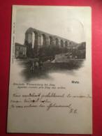METZ  Aqueduc De Gorze Romische Wasserleitung Bei Jouy Aqueduc Romain Près De Jouy Aux Arches En 1904 - Metz