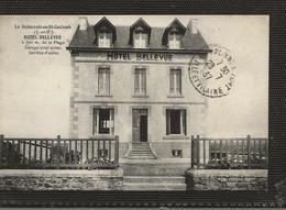 La Guimorais En Saint Coulomb--Hotel Bellevue - Saint-Coulomb