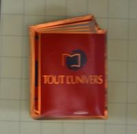 Tout L'univers - Books & CDs
