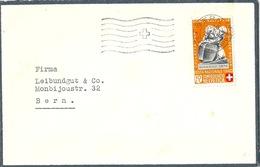 Trauerbrief  Bern         1940 - Storia Postale