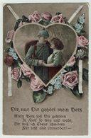 Motiv, Militär, Uniform, Liebe, Heimat - Patriotiques
