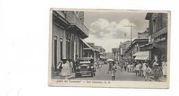 CALLE DEL COMERCIO - El Salvador
