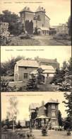 Fexhe-Slins - Lot 3 Cartes Propriété Tilman (Edit. Henri Kaquet) - Juprelle