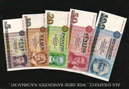AK Aus Strafsatz...wer Diese Banknoten Nachmacht... - DDR Geld - 1994 (46103) - Humor