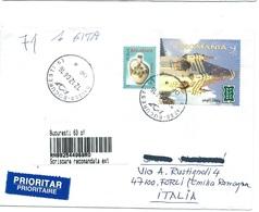 SPVVRO008  Busta Raccomandata - Marcofilia