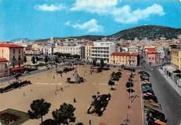 "0877""IGLESIAS PIAZZA Q.SELLA ""  CART. ILL. ORIG.ANIMATA 1962 - Iglesias"