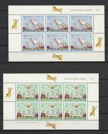 NOUVELLE ZELANDE BLOCS ET FEUILLETS 1969 YT N° BF 25 Et 26 ** - Blocs-feuillets