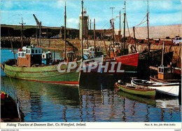 CPM Fishing Trawlers At Dunmore East Co Waterford Ireland Bateaux De Peche - Waterford