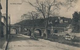 J11 - 06 - NICE - Alpes-Maritime - Pont Du Chemin De Fer Sur Le Magnau - Nice