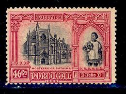 ! ! Portugal - 1926 1st Independence 46 C - Af. 372 - MH - Nuovi