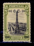 ! ! Portugal - 1926 1st Independence W/OVP 6 C - Af. 394 - MH - Nuovi