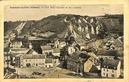 CPA - Belgique - Comblain-au-Pont - Vue Vers L'Ourthe Et Les Rochers - Comblain-au-Pont