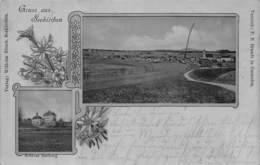 GRUSS Aus SEEKIRCHEN AUSTRIA~1904 WILHELM NITSCH MULTI PHOTO POSTCARD 42952 - Seekirchen Am Wallersee