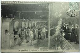 CHAUFFERIE DU PUITS ZAGATTREY - LA MACHINE - La Machine