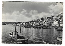 2147 - SCIACCA PANORAMA DAL MARE 1962 AGRIGENTO - Agrigento