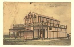 A1402[Postkaart] Anvers - Société Royale Nautique Anversoise [SRNA] / Pavillon Du Club (Nels) [Antwerpen Zeevaartbond] - Antwerpen