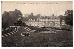 Carrieres Sous Bois Le Chateau Du Val - Francia