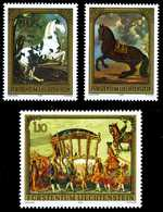 LIECHTENSTEIN 1978 Nr 717-719 Postfrisch SB45F4E - Liechtenstein