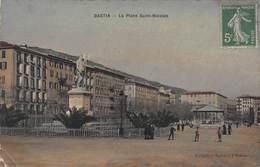 CPA BASTIA - La Place Saint-Nicolas - Bastia