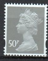 Great Britain Decimal Machin 50p Définitive Stamp. - 1952-.... (Elizabeth II)