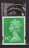 Great Britain Decimal Machin 60p Définitive Stamp. - 1952-.... (Elizabeth II)