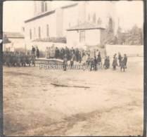 Petite PHOTO  METZ MAGNY  1917  KAISER GEBURSTSTAGPARADE (Parade Pour L'anniversaire De L'Empereur) - Metz