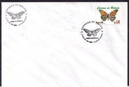 Bolivia - 2002 - FDC - Papillons De La Région - Schmetterlinge