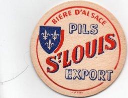 Sous  Bock  Saint Louis Pils Export  Biere D Alsace - Portavasos