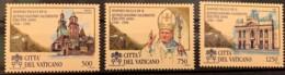 Vatican City - MNH** - 1996 - # 1181/1183 - Vatican