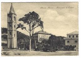 2179 - ALBISOLA MARINA MONUMENTO AI CADUTI SAVONA 1940 CIRCA - Savona