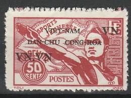 VIETNAM DU NORD 1945-46 YT N° 1 ** - Vietnam