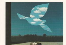 MAGRITTE  . LE RETOUR DE TERUGKEER 1940 - Peintures & Tableaux