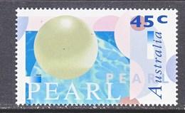 AUSTRALIA  1554    **   GEMS    PEARL - Marine Life