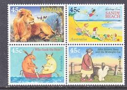 AUSTRALIA  1547a    **   CHILDRENS  BOOKS - Fairy Tales, Popular Stories & Legends