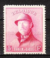 177**  Roi Albert Casqué - Bonne Valeur - MNH** - COB 440 - Vendu à 13.50% Du COB!!!! - 1919-1920 Roi Casqué
