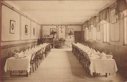 Zele Eetzaal Refectoire Pensionnat Des Soeurs De Notre-Dame. Kostschool Van Der Zusters Van O.L.Vrouw - Zele