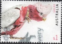2019 AUSTRALIA GALAH Bird VERY FINE POSTALLY USED $1 Sheet Stamp - Oblitérés