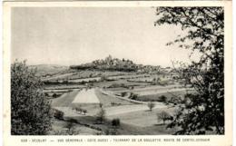 5LH 1031. VEZELAY - VUE GENERALE - Vezelay
