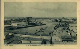 A18 MAROC CPA CASABLANCA - LE VIEUX PORT - Other