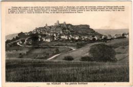 5HB 1O13 CPA - VEZELAY - VUE GENERALE - Vezelay