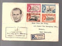 1957 Ascension Visit Of Duke Of Edinburgh > Singapore > PENANG >  Thailand Phuket (522) - Other