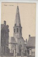Staden - De Kerk  - Um 1915 - Staden
