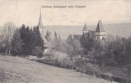 Château Jeanjaquet Près Cressier - CAD Les Hôpitaux-Neufs (25) + Ambulant - NE Neuchâtel
