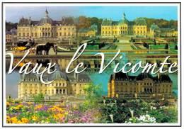 Vaux Le Vicomte Le Chateau  CPM Ou CPSM - Vaux Le Vicomte