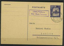 GENERALGOUVERNEMENT 1940, Nr P12/03 (96583) - Besetzungen 1938-45