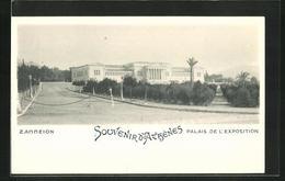 AK Athènes / Athen, Palais De L`Exposition, Ausstellungspalast - Greece